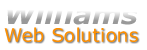 Get your business online with Williams Web Solutions.  Click here to know more.